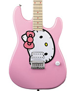 Fishbone Guitar  Pink Hello Kitty - $199.95