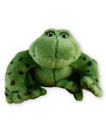 Gund Jeremiah Frog Plush Croaking Bullfrog #6106 - $11.90