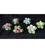 Hand Painted Porcelain Place Setting Cards Wedd... - $54.00