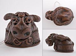 Ceramic pendent bell - $15.51