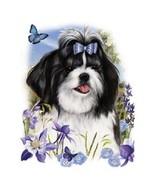Shih Tzu  New Dog  Tshirt   Sizes/Colors - $12.82 - $16.78