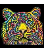 Tiger  Neon Black Light   Hoodie   Sizes/Colors - $24.70 - $33.61
