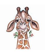 Whimsy Giraffe  Hoodie   Sizes/Colors - $24.70 - $32.62