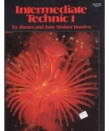 Bastien Intermediate Piano Course Technic 1 - $4.95