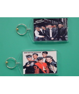 New Kids on the Block 2 Photo Collectible Keychain - $9.95