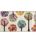 Flower Trees Bird Owl Butterly Area Rug Carpet ... - $49.49 - $64.34