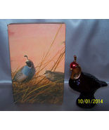 Avon Quail Decanter Deep Woods After Shave 5.5 ... - $10.00