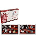 2004 S Silver Proof Set - $44.60