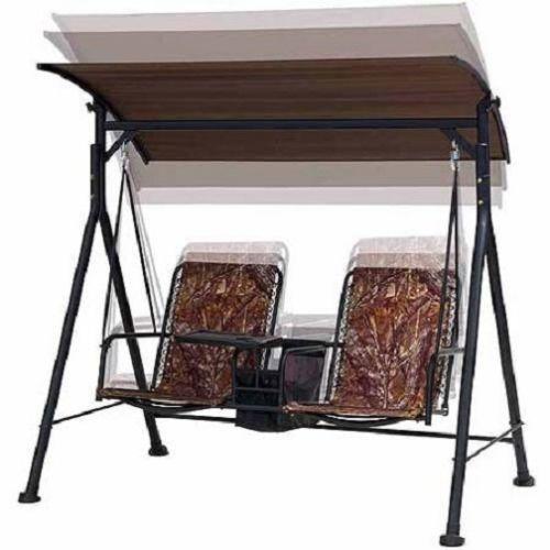 Camo 2 Individual Seat Bungee Swing Set Canopy Table  : 57 from www.bonanza.com size 500 x 500 jpeg 31kB