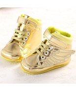Unisex Golden Wings Baby Boy Girl Toddler Crib ... - $12.99
