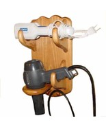 Caddy  Hair Dryer Flat Iron  Bathroom Organizer - $33.95
