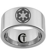 12mm Pipe Tungsten Carbide Laser Star Wars Empi... - $49.00