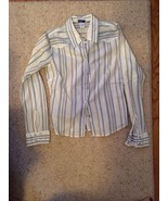 Abercrombie And Fitch Cowboy Casual Western Str... - $9.99
