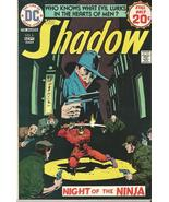 THE SHADOW #6 1974 MIKE KALUTA  - $5.00