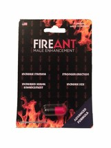 Fire Ant Male Enhancement Sexual Pill! Advanced... - $29.99