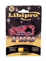 Libipro Super 1800 Maximum Strength Formula Mal... - $30.99