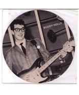 BUDDY HOLLY  -  Heartbeat  &  Rave On  -  Pictu... - $19.99