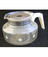 Mr. Coffee Maker Pot Carafe ONLY 10 Cups 5 oz R... - $10.00