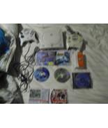Sega Dreamcast White Console (NTSC) 2 controlle... - $94.04