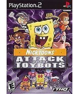 Nicktoons: Attack of the Toybots  (PlayStation ... - $9.40
