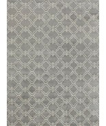 ADC Rugs Moroccan Scroll Tile Handamde Wool Are... - $509.00