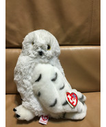 Ty Plush Hootie from Beanie Buddies Collection ... - $29.69