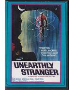 Unearthly Stranger (1963) DVD - $8.99