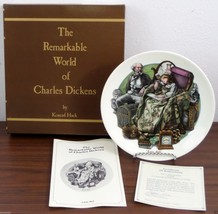 Charles Dickens LITTLE NELL Collector Plate Wed... - $11.29