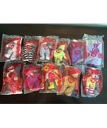 TY Bears Toys in Original Packaging - McDonald'... - $54.45