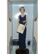 The Franklin Mint Diana Princess of Wales Porce... - $148.49