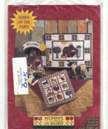 Down On the Farm Quilting Pattern Wallhanging D... - $6.99