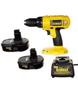 DEWALT 18-Volt Drill/Driver Kit  Lightweight ,H... - $130.00