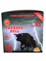 Thunder Bull Triple Maximum Male Enhancement Se... - $99.99