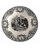 Boch Freres La Louviere Napoleonic Wars Plate, ... - $49.00