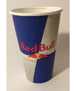 Lot of 50 Red Bull Paper Cups 5
