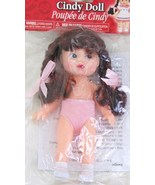 Fibre Craft's Cindy Doll with Brunette Hair and... - $7.80