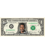 DENZEL WASHINGTON on REAL Dollar Bill Collectib... - $5.55