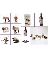 Wine Souvenir Party Gifts Corks Craft Puzzle Ro... - $15.00