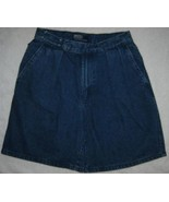 Ralph Lauren Dark Navy Denim Walking Shorts 29 - $5.00