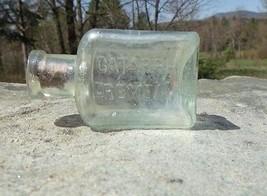 Dr Sage's Catarrh Remedy Bottle Buffalo - $19.98