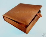 Buy Announcements - Silk - Wedding Invitation Box - 100% Thai Silk - Copper