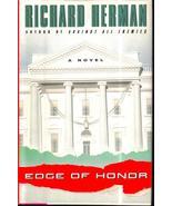 Edge of Honor, A Novel Richard Herman Hardcover - $13.99