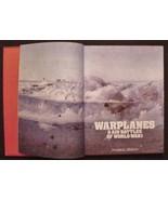 WAR PLANES & AIR BATTLES OF WWI - RARE 1ST EDIT... - $64.35