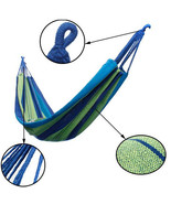 Outdoor Camping Hammock Portable Travel Beach F... - $24.99