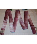 Burberry Silk Tie Dye Sash Neck Ponytail Scarf ... - $35.00