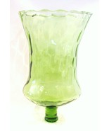 Home Interiors Green Peg Votive Cup Candle Hold... - $12.00