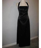 Eden Maids Black Beaded & Sequin Gown Size 5/6 NEW - $68.00