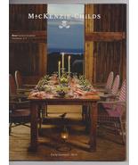 MACKENZIE-CHILDS EARLY SUMMER 2014 CATALOG - $9.95