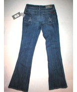 New Girls Jeans Distressed 7 for all mankind 14... - $99.00