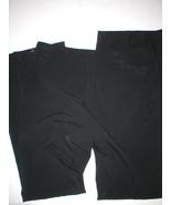 New Womens Black Tahari Pants 4 30 X 33 Office ... - $120.00